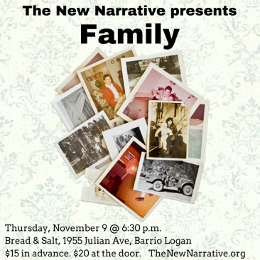 The New Narrative presents: Family